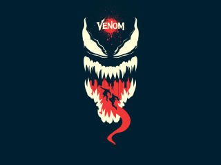 Venom 8K 2020 wallpaper