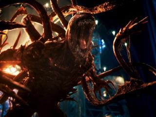 Venom Angry Mode Tom Hardy wallpaper