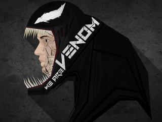 Venom Deviantart Artwork wallpaper