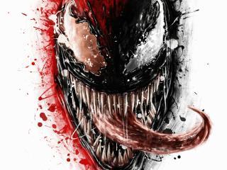 Venom Let There Be Carnage 4k Digital Art 2021 wallpaper