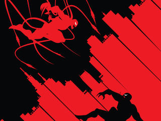 Venom Minimal Let There Be Carnage wallpaper
