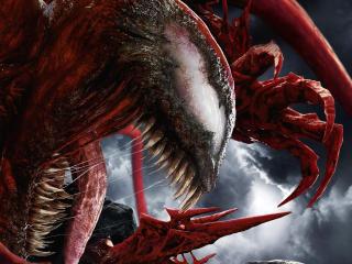 Venom vs Carnage Movie 2021 wallpaper