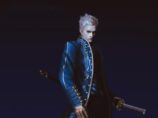 Vergil Devil May Cry wallpaper