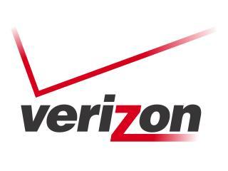verizon, telecommunications company, logo wallpaper