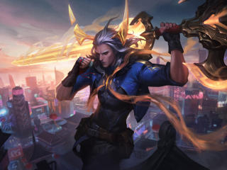 Viego League Of Legends wallpaper