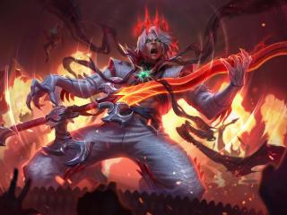 Viego New HD League Of Legends wallpaper