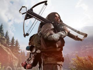 Vigor 2020 Hunters wallpaper