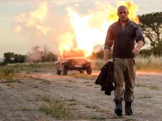 Vin Diesel as Bloodshot 5K wallpaper