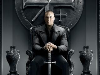 Vin Diesel as Kaulder The Last Witch Hunter wallpaper