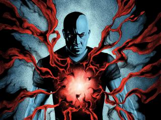 Vin Diesel as Ray Garrison in Bloodshot wallpaper