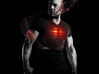 Vin Diesel Bloodshot 4K wallpaper