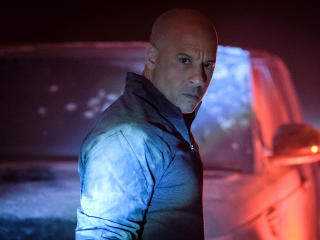 Vin Diesel In Bloodshot wallpaper