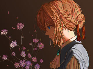 Violet Evergarden Cute wallpaper