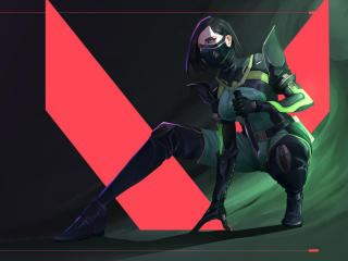 Viper New Valorant wallpaper