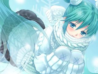 vocaloid, girl, anime wallpaper