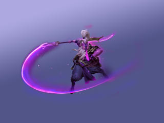 Void Spirit Dota 2 Outlanders 4K wallpaper