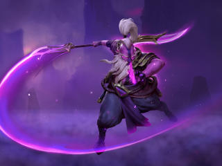 Void Spirit Dota 2 wallpaper
