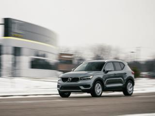 Volvo XC40 T4 wallpaper