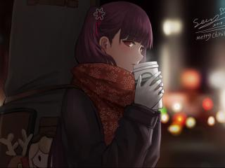 WA2000 Girls Frontline Art wallpaper