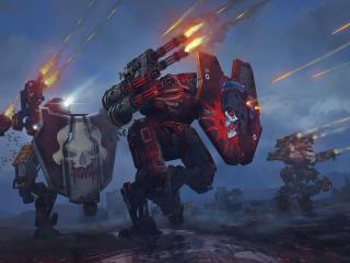 War Robots 2020 wallpaper