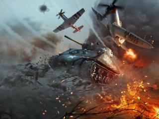War Thunder 2017 wallpaper