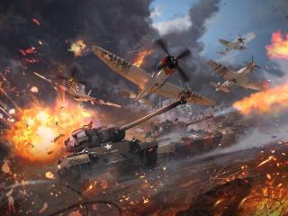 War Thunder Video Game wallpaper