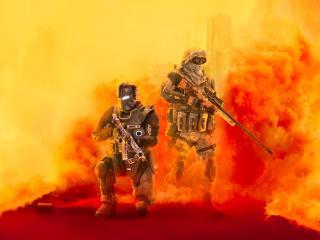 Warface Breakout Season 1 wallpaper