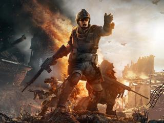 Warface Crytek Battle wallpaper