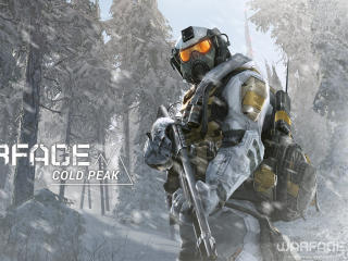 Warface Soldiers In Forest wallpaper