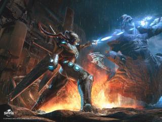 Wargate Heroes Battle wallpaper