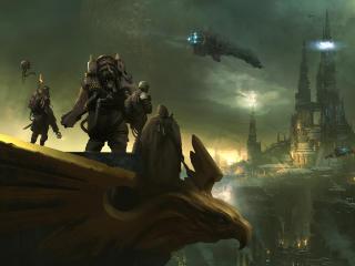 Warhammer 40K Darktide wallpaper