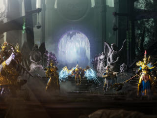 Warhammer Age of Sigmar Storm Ground wallpaper