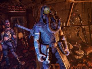 Warhammer Necromunda Hired Gun wallpaper