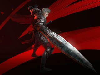 Warrior Kenneth Darkness Rises wallpaper