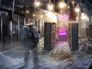 Wasteland 3 Art wallpaper
