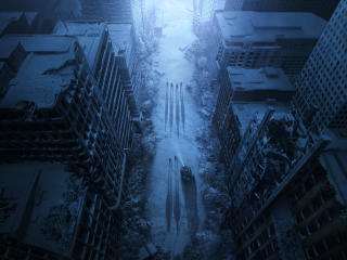 Wasteland 3 Game 5k wallpaper