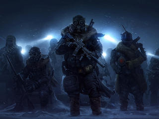 Wasteland 3 wallpaper