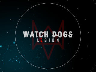 Watch Dogs Legion Logo wallpaper