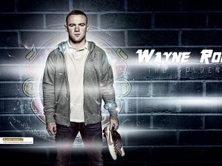Wayne Rooney Manchester 2021 wallpaper