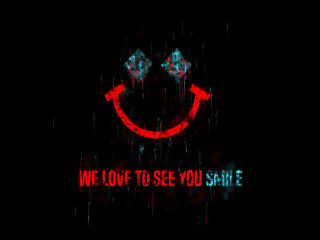 We Love to See You Smile wallpaper