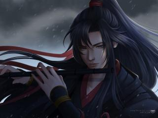 Wei Wuxian Anime wallpaper