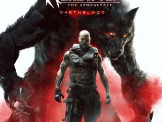 Werewolf The Apocalypse 2020 Game wallpaper