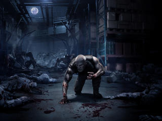 Werewolf The Apocalypse Earthblood wallpaper