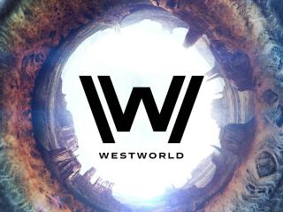 Westworld Title Poster wallpaper
