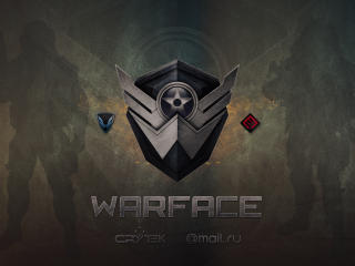 WF Warface Logo wallpaper
