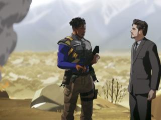 What If... Killmonger Rescued Tony Stark wallpaper