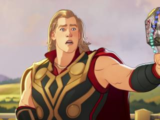 What If Thor Was an Only Child wallpaper