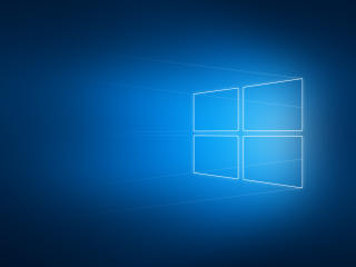 HD Wallpaper | Background Image Windows 10 Hero Logo