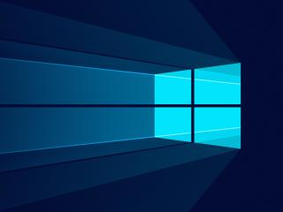 Windows 10 Minimal wallpaper