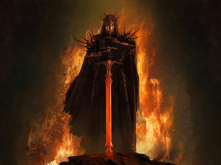 Witch-king of Angmar wallpaper